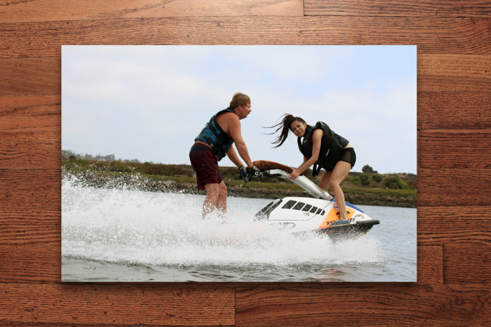 Jet Ski Live Action Photos