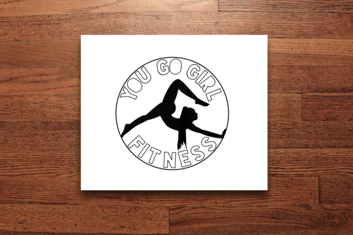 You Go Girl Fitness Logo